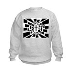 Christian Cross Kids Sweatshirt