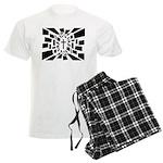 Christian Cross Men's Light Pajamas