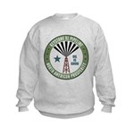 Keystone XL Pipeline Kids Sweatshirt