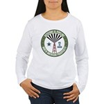 Keystone XL Pipeline Women's Long Sleeve T-Shirt