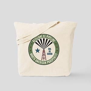 Keystone XL Pipeline Tote Bag