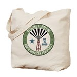 Keystone XL Pipeline Tote Bag