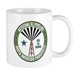 Keystone XL Pipeline Mug