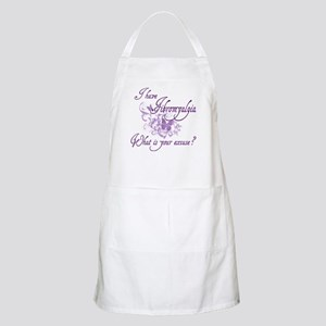 What is your excuse?? Apron