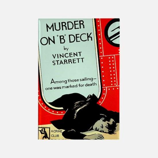 Murder Mystery Magnet