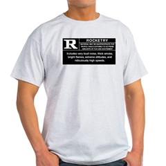 T-Shirt, Rated R