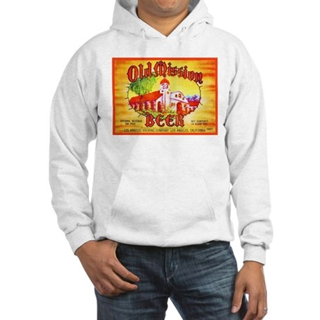 California Beer Label 15 Hooded Sweatshirt