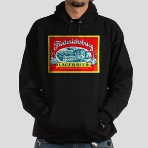California Beer Label 14 Hoodie (dark)