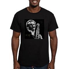 Stan Getz Men's Fitted T-Shirt (dark)