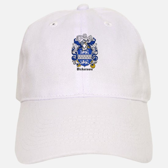 Dickerson Coat of Arms Baseball Baseball Cap