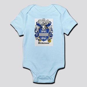 Dickerson Coat of Arms Infant Creeper