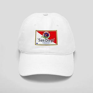 California Beer Label 9 Cap