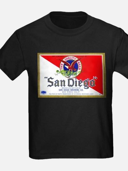 California Beer Label 9 T