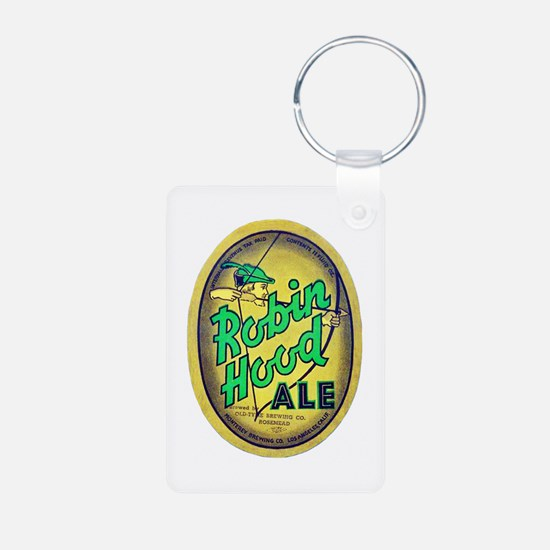 California Beer Label 8 Keychains