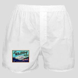 California Beer Label 7 Boxer Shorts