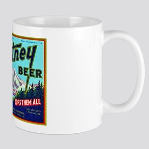 California Beer Label 7 Mug