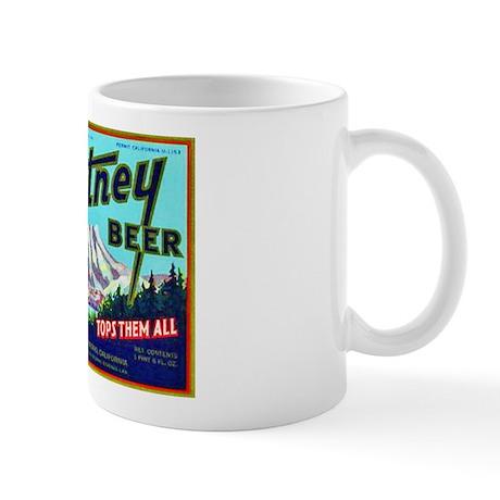 California Beer Label 7 Mug