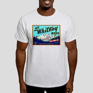 California Beer Label 7 Light T-Shirt