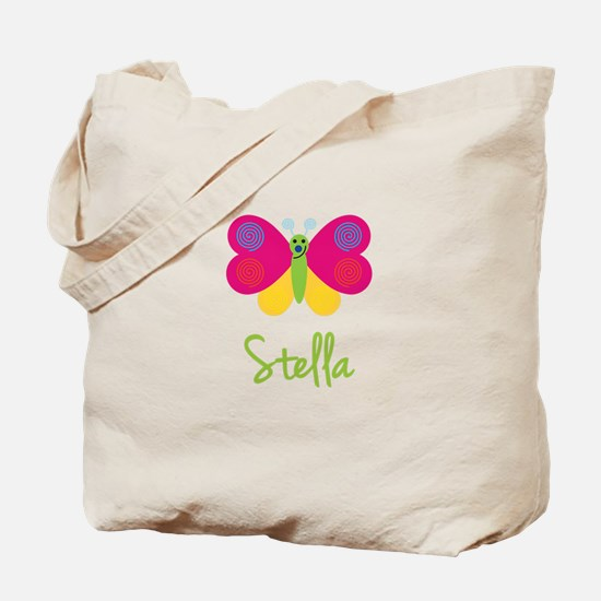 Stella The Butterfly Tote Bag