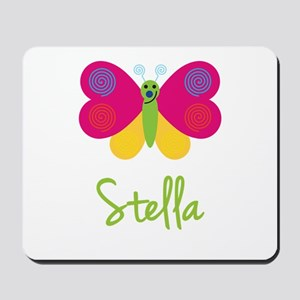 Stella The Butterfly Mousepad