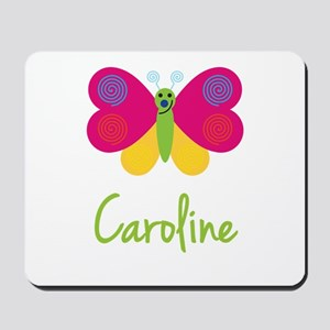 Caroline The Butterfly Mousepad
