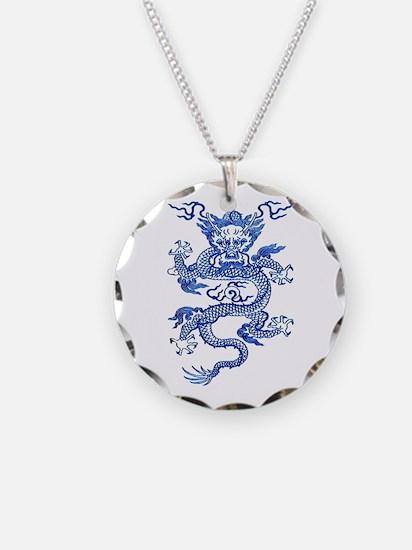 Quianlong Dragon Necklace
