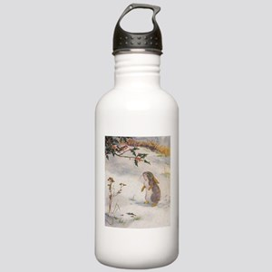 1927 Christmas Bunny Stainless Water Bottle 1.0L