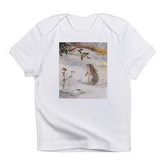 1927 Christmas Bunny Infant T-Shirt