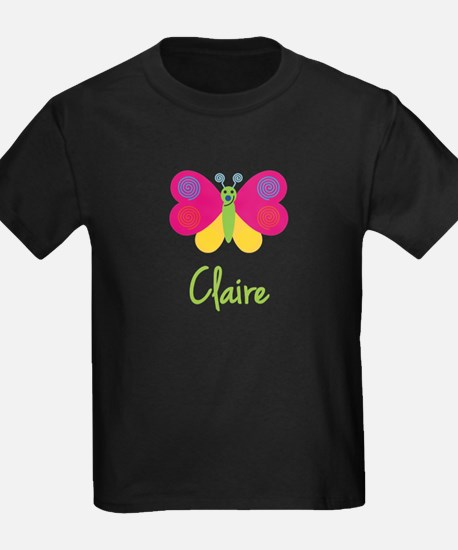 Claire The Butterfly T