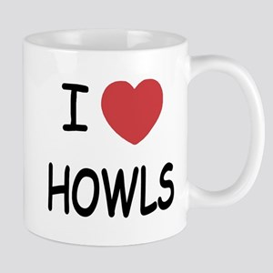 I heart howls Mug