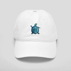 Blue Turtle Boogie Cap