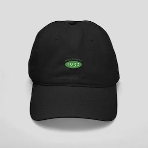 1932 Born To Golf Black Cap