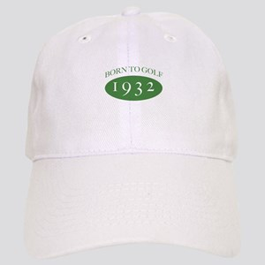 1932 Born To Golf Cap
