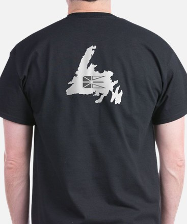 Funny Newfie Forecast T-Shirt