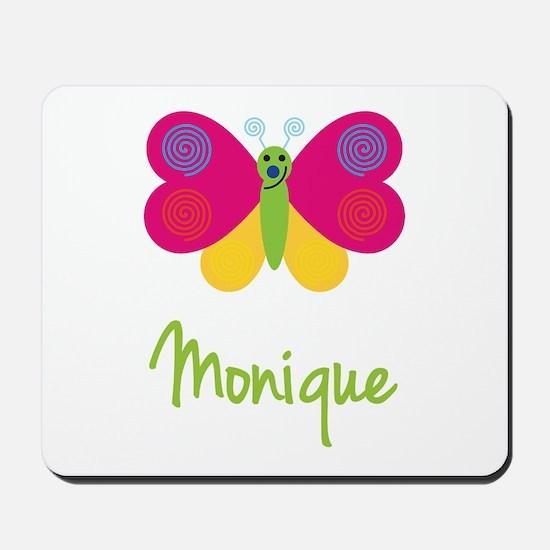 Monique The Butterfly Mousepad