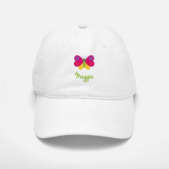 Maggie The Butterfly Baseball Baseball Cap