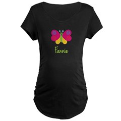 Fannie The Butterfly T-Shirt