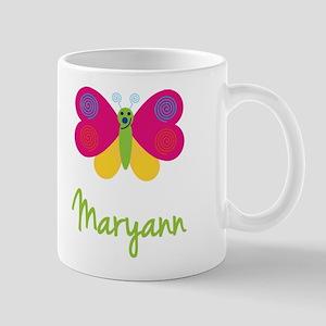 Maryann The Butterfly Mug