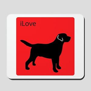 iLove Labs Mousepad