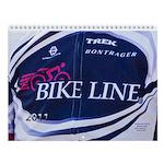 Bike 2013 Wall Calendar