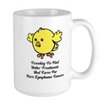 Tweeting Advocate Large Mug