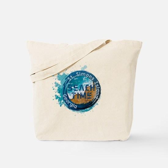 Unique Simon Tote Bag
