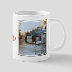 "bkArt ""downstream"" Mug"