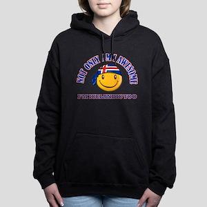 iceland designs Sweatshirt