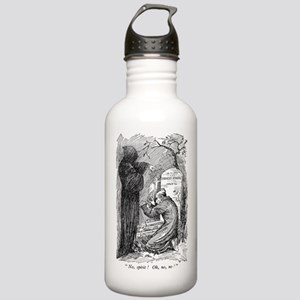 Scrooge's Grave Stainless Water Bottle 1.0L