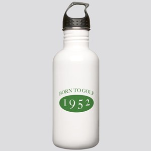 1952 Born To Golf Stainless Water Bottle 1.0L