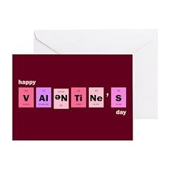 Geek Happy Valentine's Day Greeting Card
