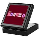 Geek Happy Valentine's Day Keepsake Box