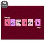 Geek Happy Valentine's Day Puzzle