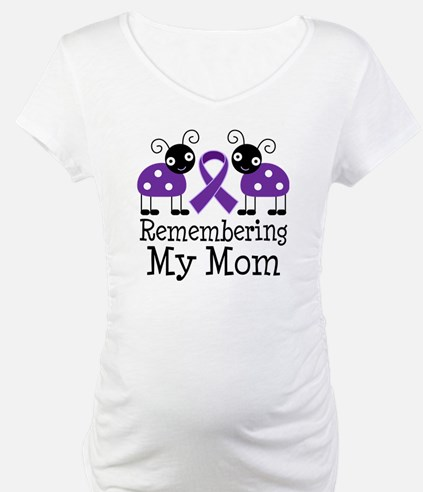 Remembering Mom Alzheimer's Shirt